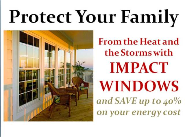 Hurricane Impact Windows Total Home Solution Of South